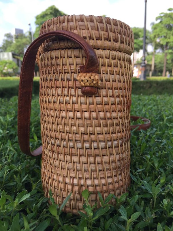 rectangle crossbody rattan bag 3