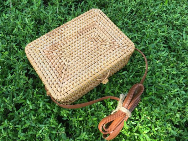 Rectangle Crossbody Rattan Bag S1 (4)